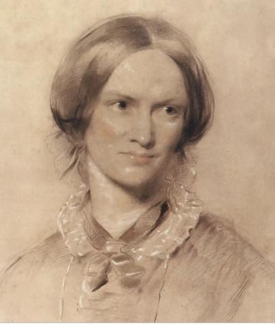 Charlotte Brontë portrait by George Richmond, 1850