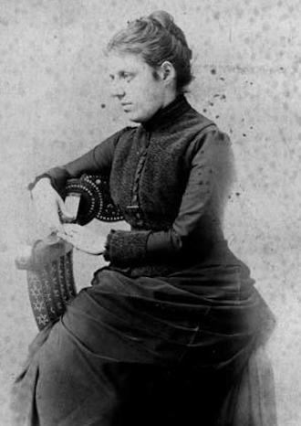 """Emma Lazarus, creator of """"The New Colossus"""""""