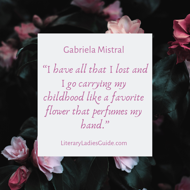 quote by Gabriela Mistral