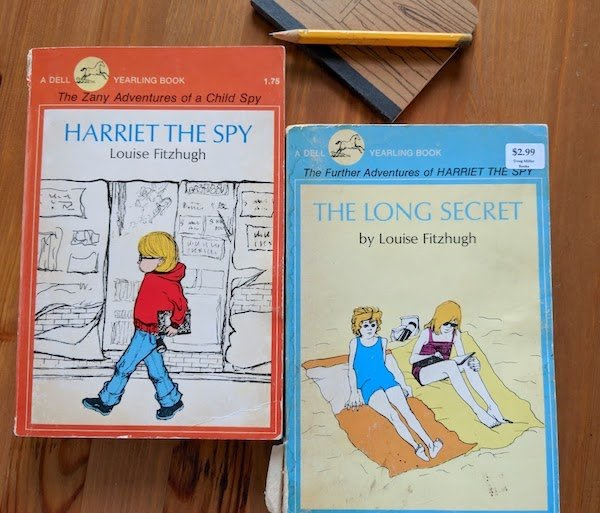 Louise Fitzhugh - Harriet the Spy and The Long Secret