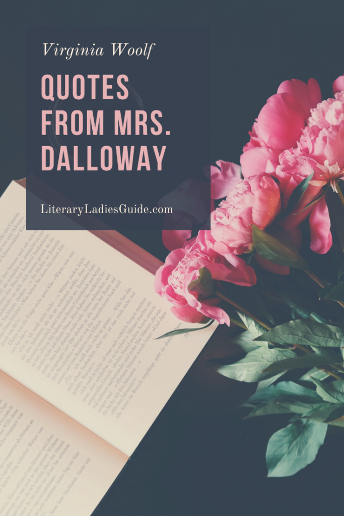 quotes from mrs. dalloway