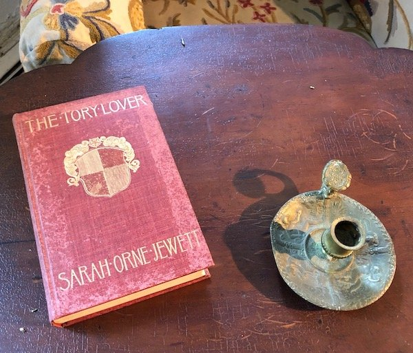 The Tory Lover by Sarah Orne Jewett