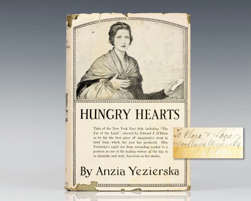 Hungry Hearts by Anzia Yezierska