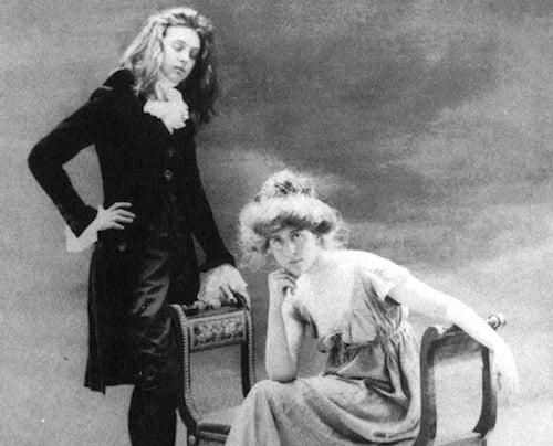 Natalie Clifford Barney and Renee Vivien