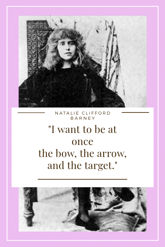 Quotes by Natalie Clifford Barney