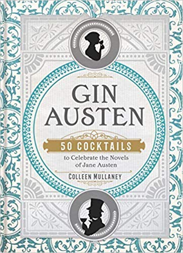 Gin Austen by Colleen Mullaney