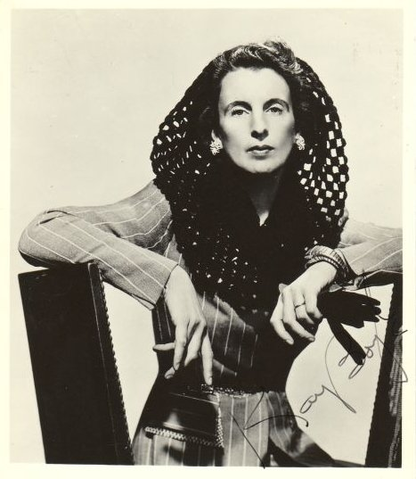Kay Boyle (1941) - photo by George Platt Lynes
