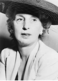 American author Kay Boyle (1944)