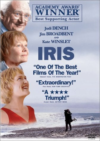 Iris - 2001 film starring Judi Dench and Kate Winslet