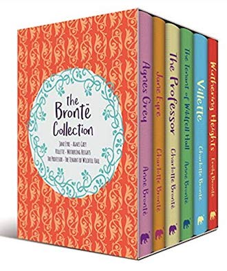The Brontë Collection boxed set