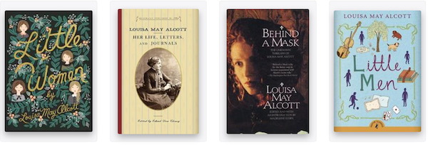 Louisa May Alcott Books