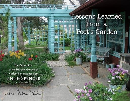 Poet Anne Spencer's garden