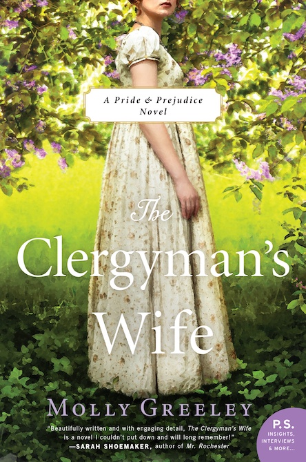 The Clergyman's Wife by Molly Greeley