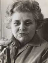 Elizabeth Bishop older