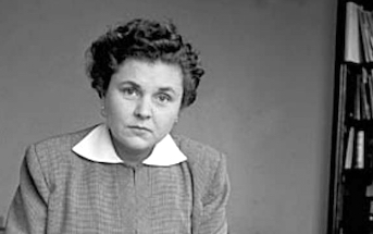 Elizabeth Bishop, American poet
