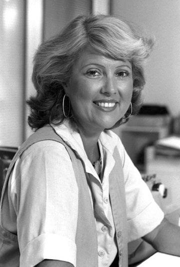 Anita Martini, sports journalist