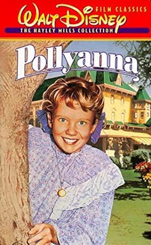 Pollyanna 1960 Disney film starring Hayley Mills