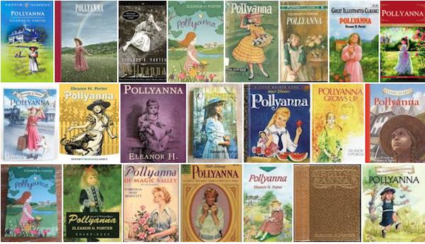 Pollyanna book covers