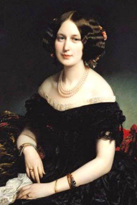 Dona Gertrudis Gomez de Avellaneda