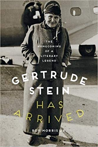 Gertrude Stein has Arrived