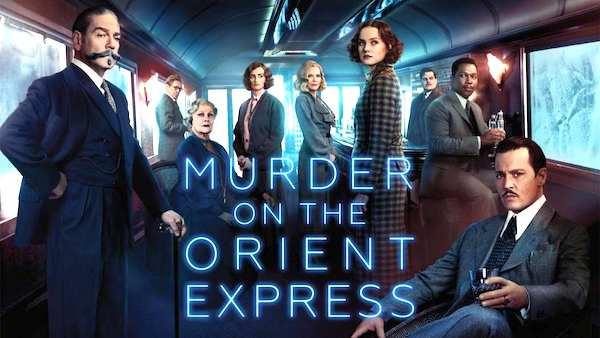 Murder on the Orient Express 2017 film
