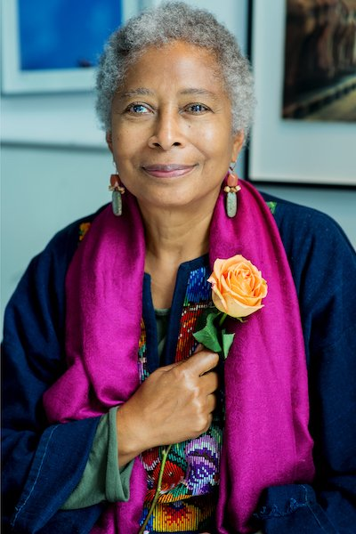 Alice Walker in 2015