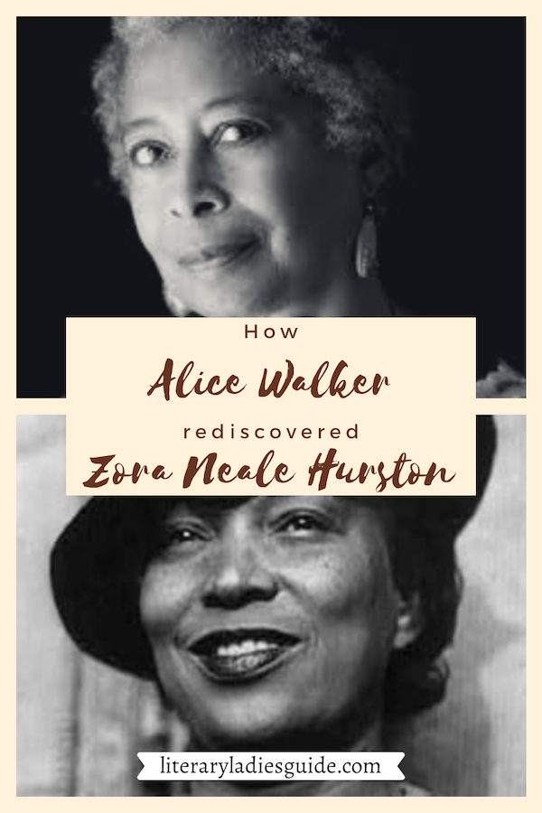 How Alice Walker Rediscovered Zora Neale Hurston