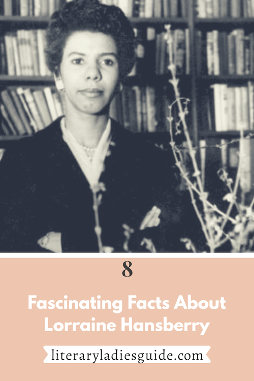 Fascinating facts about Lorraine Hansberry