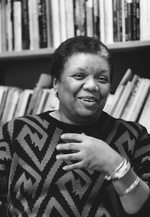Lucille Clifton, poet