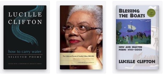 Lucille Clifton books
