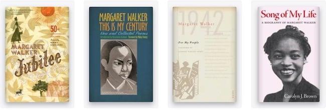 Margaret Walker books