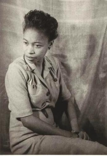 Margaret Walker in 1933