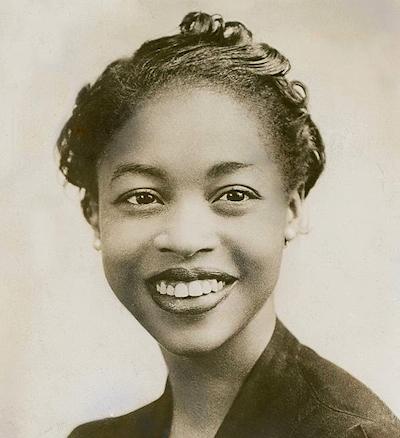 Margaret Walker, author of Jubilee, 1933