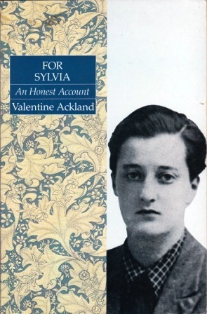 For Sylvia, an honest account by Valentine Ackland
