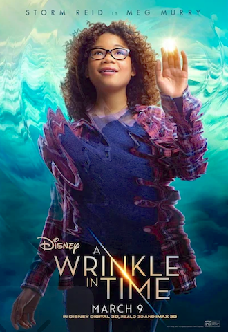 A Wrinkle in Time 2018 film