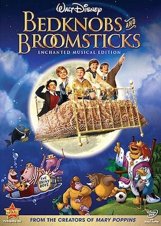 Bedknobs and Broomsticks 1971 film