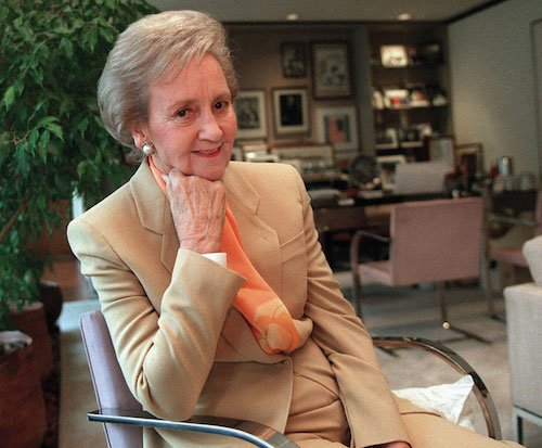 Katharine Graham- in 1997