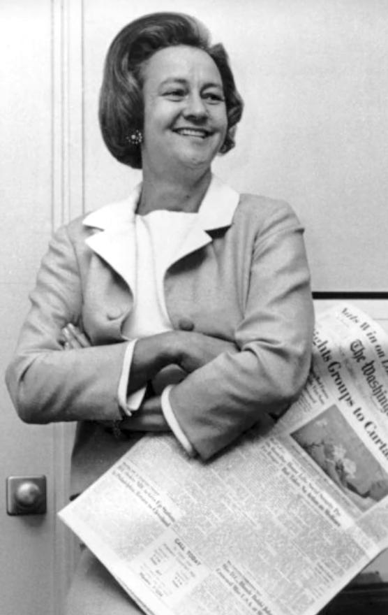 Katharine Graham Centennary