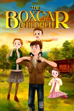 The boxcar children animated film