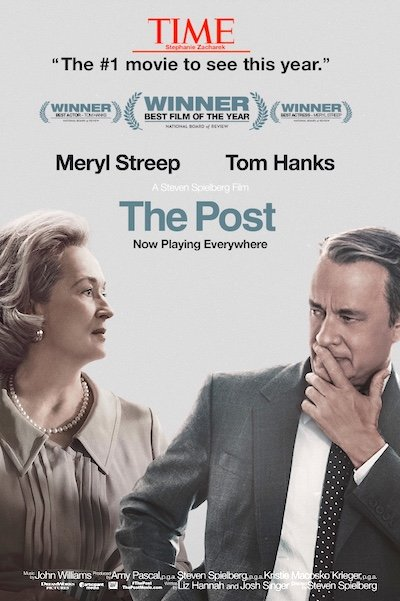 The post - 2017 film