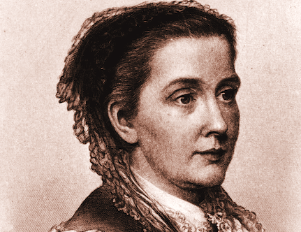 Julia Ward Howe - 1819-1910