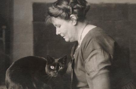 Author May Sinclair