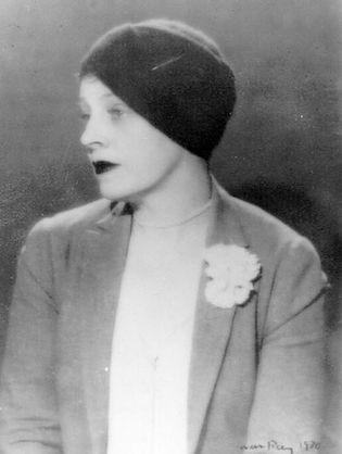 Writer Dorothy Richardson