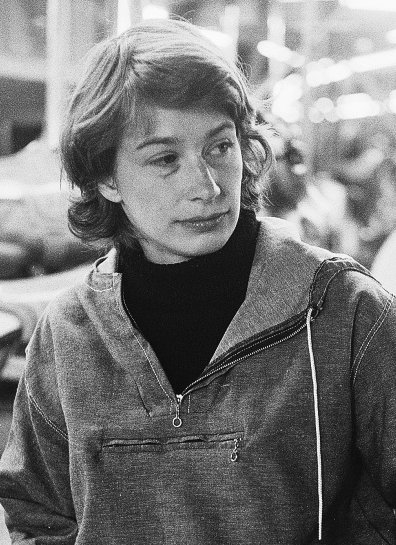 mary oliver young