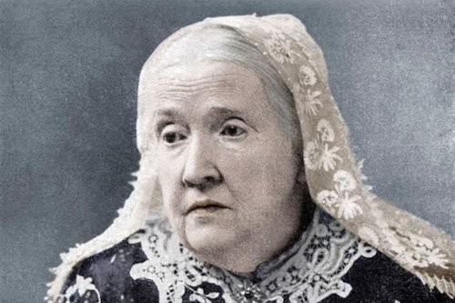 Julia Ward Howe, suffragist and activist