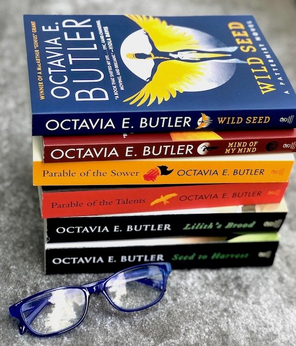 New Octavia E. Butler editions published by Grand Central Publishing