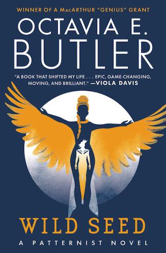 Wild Seed by Octavia E. Butler