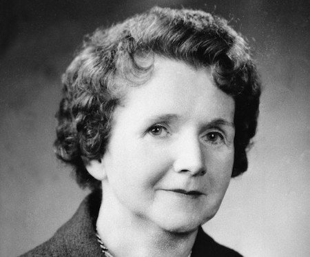 Rachel Carson, scientist and author