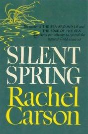 Silent Springby Rachel Carson- 1962