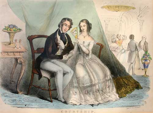 Elizabeth and Robert Browning